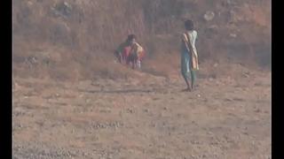 Indian Pty nature calls voyeur