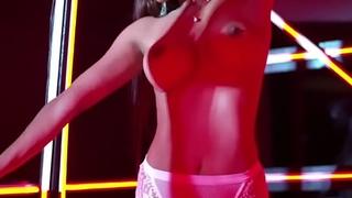 NEON DEMON Poonam Pandey Coetaneous Video 720p