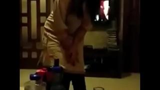 Staff Party Video 01 Drunk HR