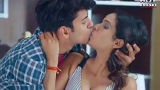 Girl makes sex movie with Hindu pal