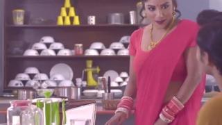 Indian Bhabhi with big boobs