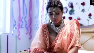 Indian drag queen girl is married yon boy, except for she screwed with bhabhi