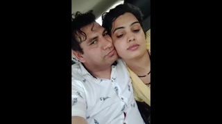 Punjabi desi salwar Bhabhi having sexual intercourse with Bhaiya scandal