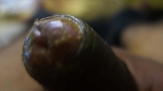 Beautiful Young Shows Black Cock