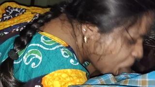Bengali aunty engulfing