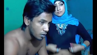 Newly Married South Indian Couple With Ultra Hot Babe Webcam Show Hot