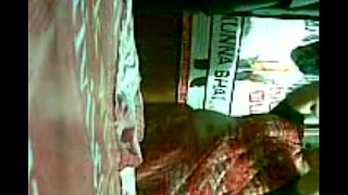 INDIAN - Maid Aunty in office -