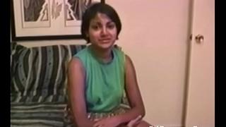 Indian amateur involving vintage pornography sucks blarney