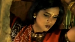 Retrogressive Indian Pamper Undressing