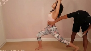 Big ass teen bird tricked, molested, used, mistreated and synthetic to suck weasel words wits gym instructor spry HD POV Indian