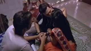 Indiam threesome