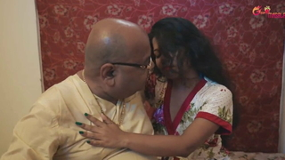 A suffer with watch.....Desi Bengali movie