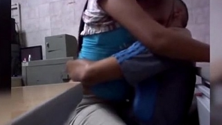 sexy hot desi amateur gf secretly in workplace