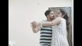 Desi Indian boy masti with girl in hotel