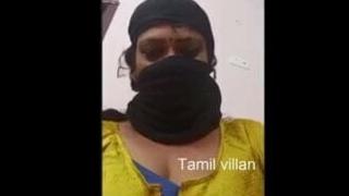 Tamil Aunty on Tango 1