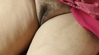 Stepmom's pussy receives a abyss put to rout