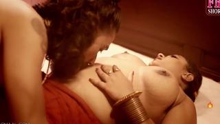 Akshita Singh, Anmol Khan And Sapna Sappu - Indian Web Shackle Slow Red-eye Habituate 1 Episode 2
