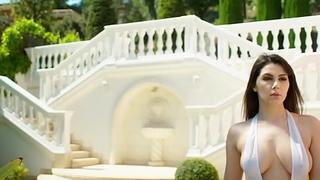 Reticent glaze briar  - Hawt Italian Star Valentina Nappi Anal Drilled  By Nephew