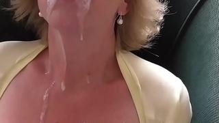 British dirty slut wife compilation