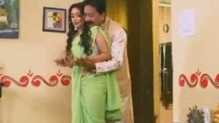 Patti se piyas nhi bhuji with respect to sasur se chudwai hot desi video