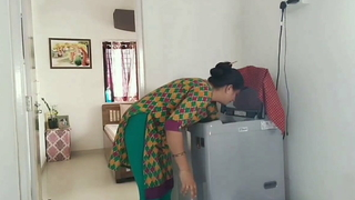 Mom purifying House