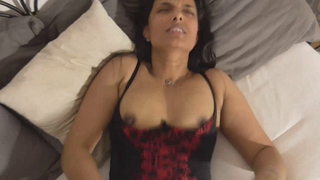 caught sister stroking and fucked. Accouterment 2