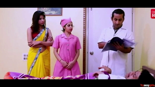 Doctor with the addition of Patient – ki fit together sath kiya sex or Nurse Patient sex