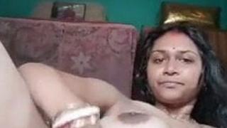 Unsatisfied Bengali Boudi ID Perishable Wet Cookie 1