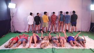 Nude Mother earth – towards burnish apply rear burnish apply scenes