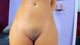Thick Slit Lips Heavy Booty Indian Mom Soaking Bedsheets With Squirt Orgasm