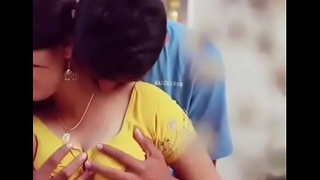 College girl enjoy with boyfriend with Bengali voice