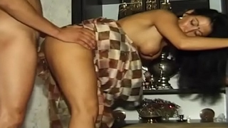 hairy adaptable indian Milf fucked