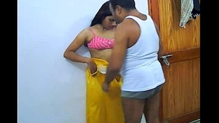 Homemade Indian Sexual intercourse Of Amateur Couple Rajesh &_ Aarti