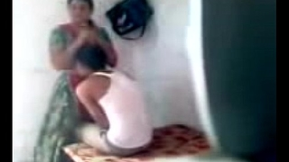 Indian aunty romance anent neighbour chap