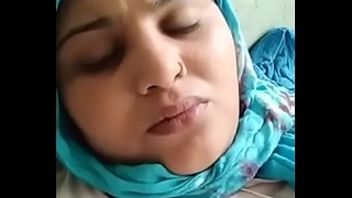 Video Call From Indian Aunty close to Illegal Boyfriend #1