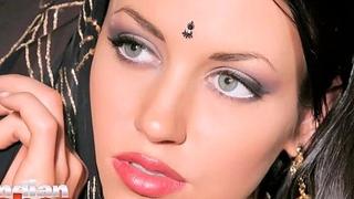 Bollywood indian darling aishwarya in nature's garb pornstar