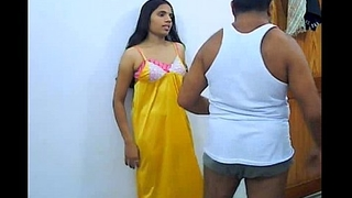 Homemade indian sex of amateurish couple rajesh & ...