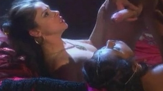 Jazmin chaudhry indian day-dream threesome-240p