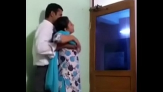 Indian sister giving joy to his friend