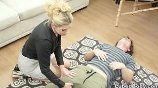 MILF therapy always helps - India Summer added to Robby Echo