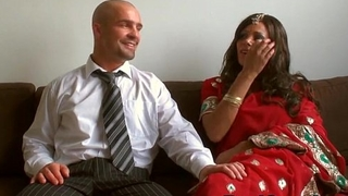 Desi indian is pounded at the end of one's tether spouse