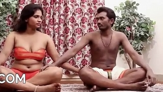 Indian Couple'_s Sensual Yoga Hawt Making love Video [HD] - PORNMELA.COM
