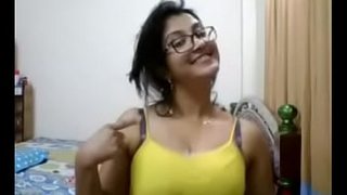 Indian hawt aunty showing tits and boob ruffle roughly boyfriend