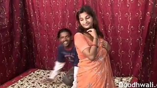 Khushi Indian Girl Fantastic Shacking on every side With Dirty Small location