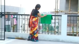 Hot Indian sudden films - Savita Bhabhi hot romance with devar (new)