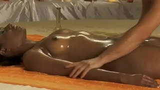 Indian MILF Needs Intimate Rub down