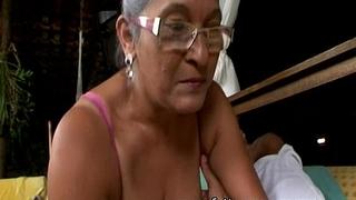 Matured granny eva seventy a handful of genre elderly near order about bodily congress