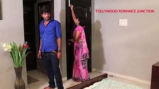 indian beautiful teacher mind-blowing to her student for romance.......telugu hot shortfilm