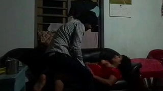 Indian Mature aunty fucking wide Youthful boyfriend her bedroom - Wowmoyback