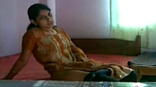 Geethu Nice Play the part Masturbating Screwing Herself carry wanting thumbs and moaning - indiansexygfs.com